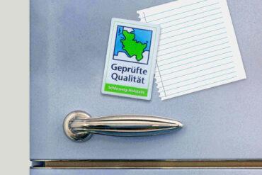 Kunststoffmagnete für Kühlschränke als Werbeträger für Ihre Produkte