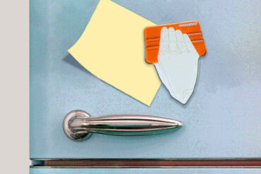 3D oder flach – der Weichgummi Kühlschrankmagnet