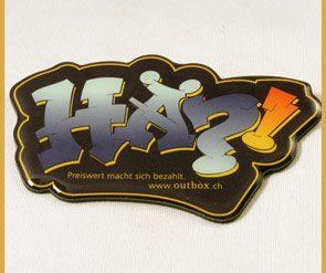 Magnet-Folie mit Epoxydharzüberzug Anno Tubak